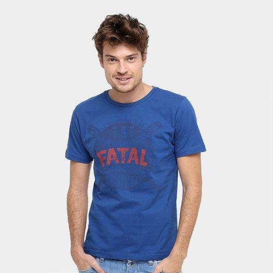 9033a970a Camiseta Fatal Gola Careca The Original Masculina - Compre Agora ...