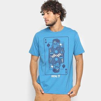 a523582223 Camisetas Fatal - Comprar com os melhores Preços