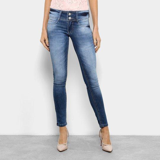 1fb5e275e Calça Jeans Skinny Biotipo Estonada Cintura Média Feminina - Compre ...