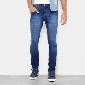 14d17e54c Calça Jeans Skinny Biotipo Estonada Cintura Média Masculina