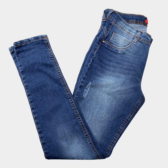 927f264af Calça Jeans Skinny Biotipo Alice Cintura Alta Feminina | Netshoes