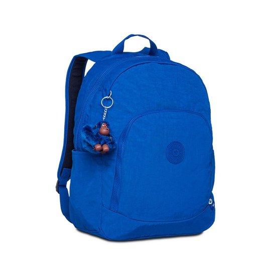 fe515ae53 Mochila Kipling Carmine Feminina - Azul   Netshoes