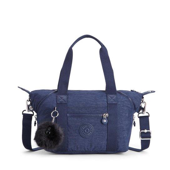 c89102fe2 Bolsa Kipling Art Mini Feminina - Azul - Compre Agora | Netshoes