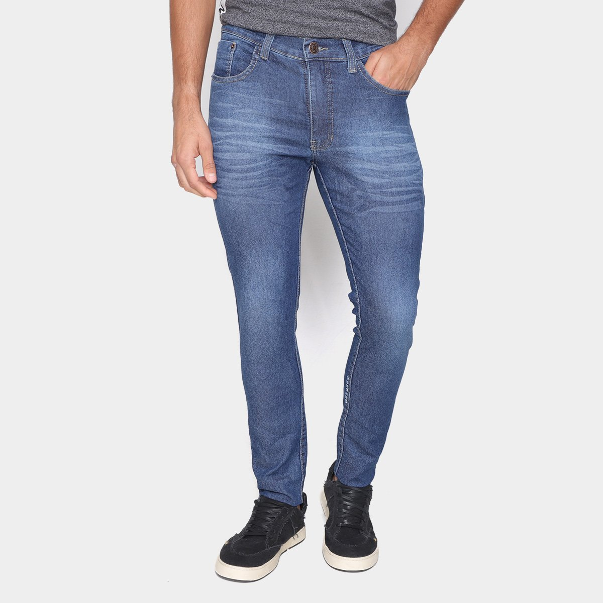 Calça Jeans Onbongo Ski Masculina