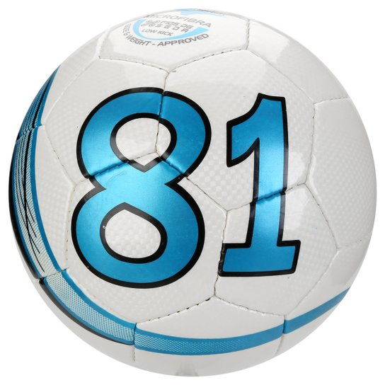Bola Futebol Since 81 Celebration Colors Society - Azul+Preto. Loading. 21c50b86b165b