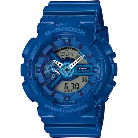 f45e2cde3f6 Relógio G-Shock Digital GA-110BC-2ADR - Compre Agora