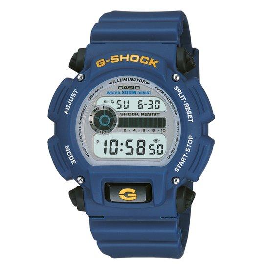 d1b6a5001d0 Relógio Casio G-Shock Digital DW-9052 - Azul Petróleo. Loading.