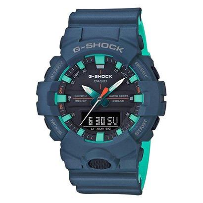 Relógio Analógico Digital GA-800CC Masculino