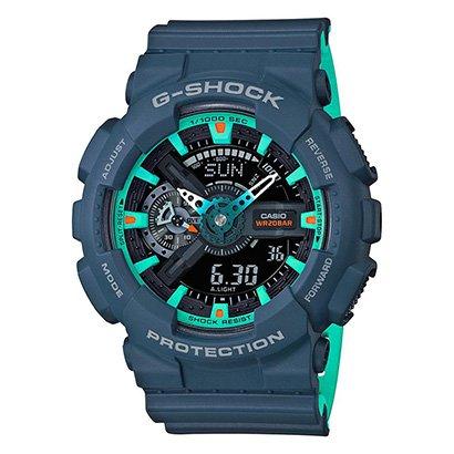 Relógio Analógico Digital GA-110CC Masculino