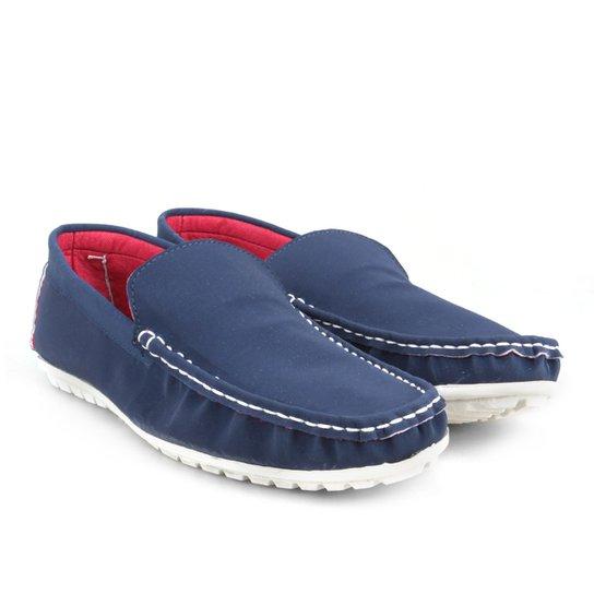99493649ff Mocassim Walkabout 80 Masculino - Azul - Compre Agora