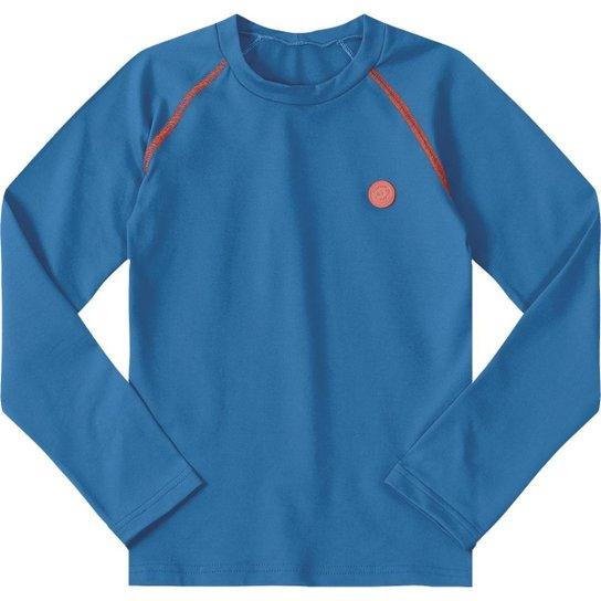 4b37c41e9a32 Camiseta Manga Longa Bebê Marisol Proteção UV Masculina | Netshoes