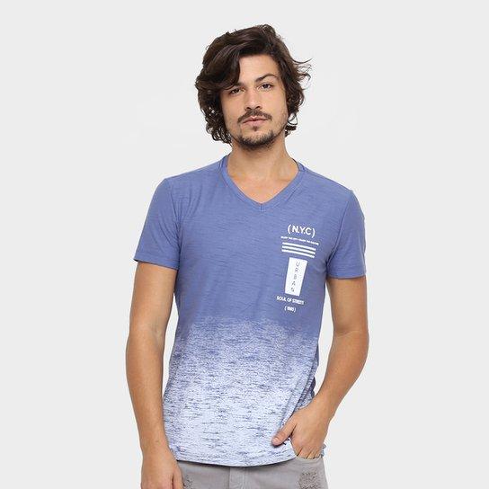 c7e63b18f Camiseta Kohmar Gola V Flame Invertido   Netshoes