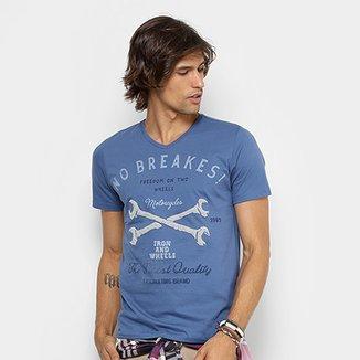 a2def42aa1e7a Camiseta Kohmar No Breakes! Masculina