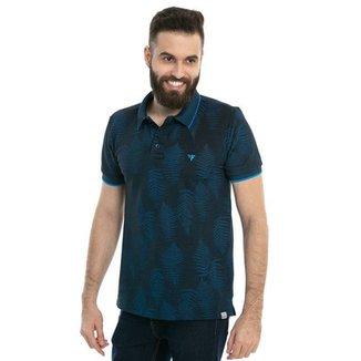 Camisa Polo D affari Estampa Full Print Masculina f890c0160e3d0