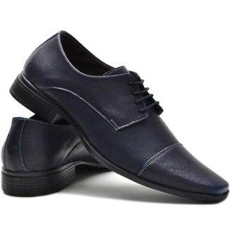 a72a0e87e7 Sapato Social JotaPe Masculinos - Melhores Preços   Netshoes
