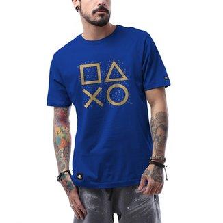 Camiseta Playstation Days Of Play 2018 Masculina 12f56200ad3