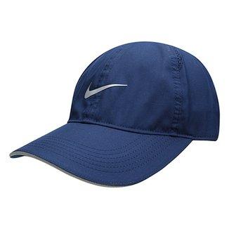 Boné Nike Aba Curva Featherlight Run 8abbe68d76856