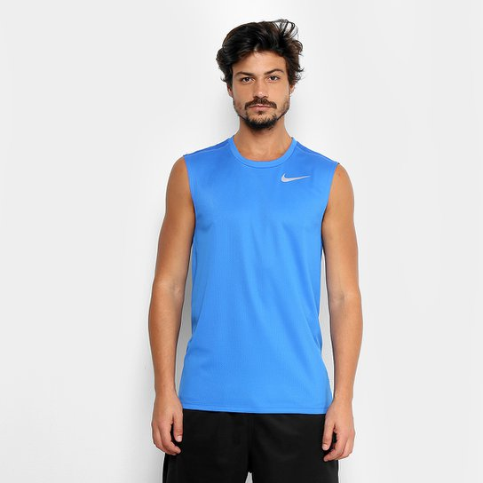 Regata Nike Run Masculina - Compre Agora  d03bea6d9dcc6