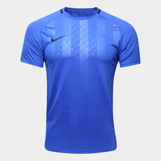 8d22f0f3f74c1 Camisa Nike Dry Academy Top SS Masculina - Compre Agora