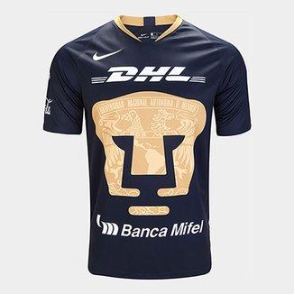 629f8abe8baca Camisa Pumas Third 2019 20 s n° - Torcedor Nike Masculina