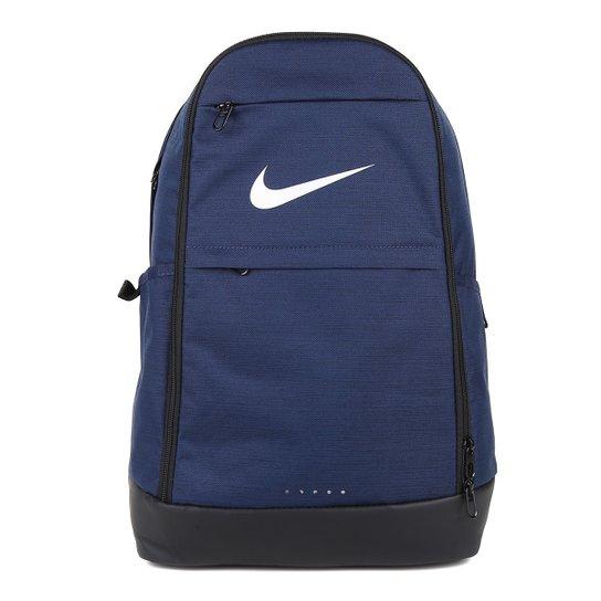 c9c3dc848 Mochila Nike Brasília Extra Grande - Azul e Preto | Netshoes