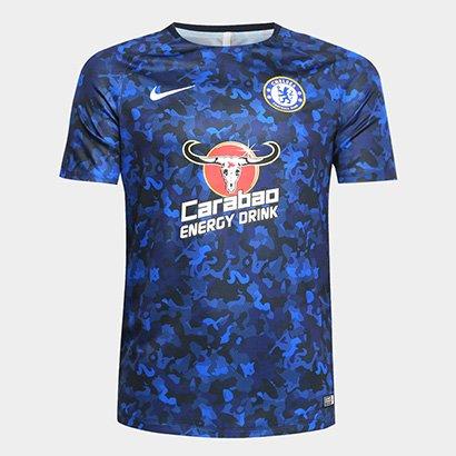 Camisa Chelsea Treino 19/20 Nike Masculina