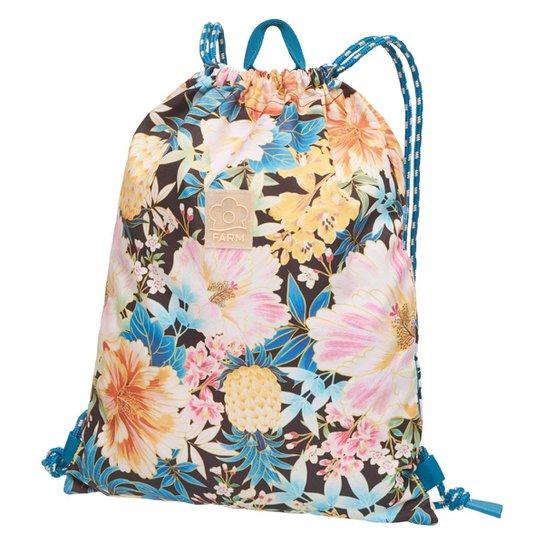 4415bf49f7d5 Bolsa Farm Praiana Maxi Floral | Netshoes