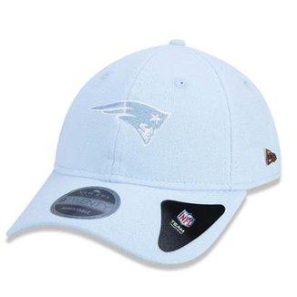 Boné New England Patriots 920 Micro Stitch Azul - New Era 6751384f874
