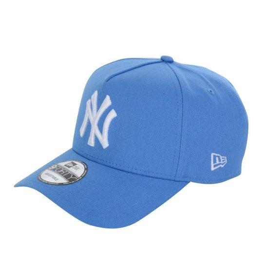 Boné New York Yankees 940 Veranito Logo Azul - New Era - Azul ... 75623ac325b