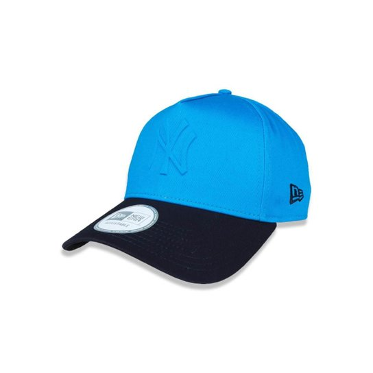 Boné 940 New York Yankees MLB Aba Curva New Era - Azul - Compre ... 0a5dd88c0f8