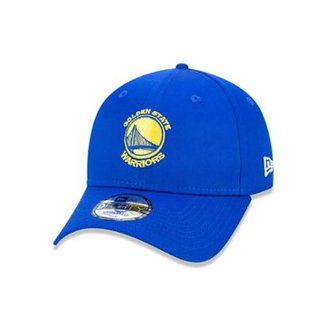 Boné 940 Golden State Warriors NBA Aba Curva Snapback New Era 27d609fbf90