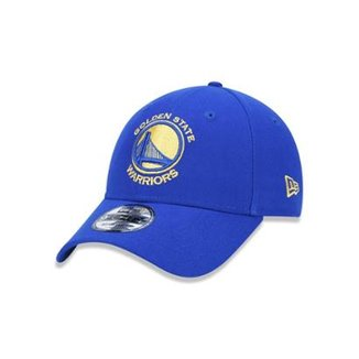 Bone 940 Golden State Warriors NBA Aba Curva Strapback New Era