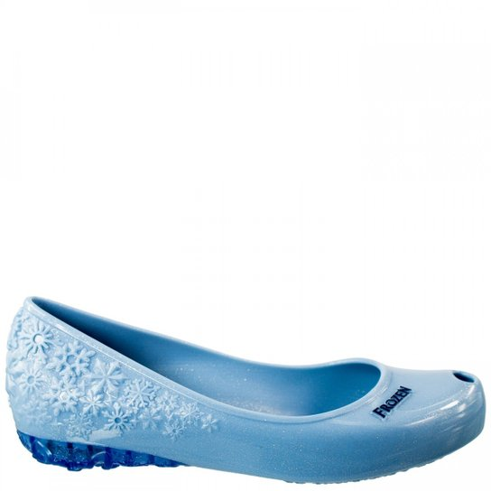 aacff2c45d Sapatilha Infantil Grendene Frozen Ice Light | Netshoes