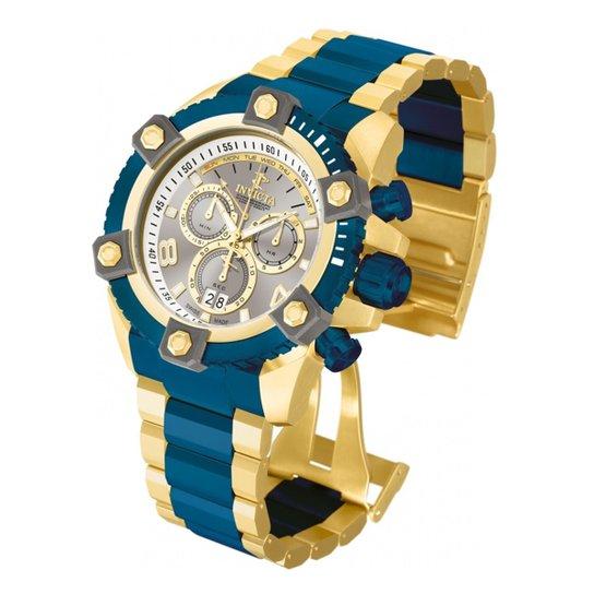 31e91e78fc9 Relógio Invicta Analógico 13023 Masculino - Compre Agora