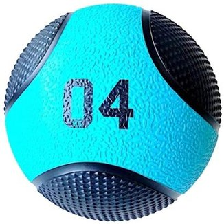 73c3b048943bb Bola De Peso Medicine Ball 4 Kg Liveup Pro B Lp8110-04