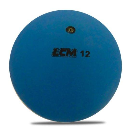 Bola Borracha LCM Nº 12 - Azul - Compre Agora  bc0b4e61f5d2c