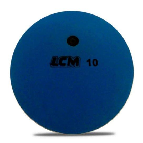 7ad99968a4987 Bola Borracha Lcm N 10 - Azul - Compre Agora