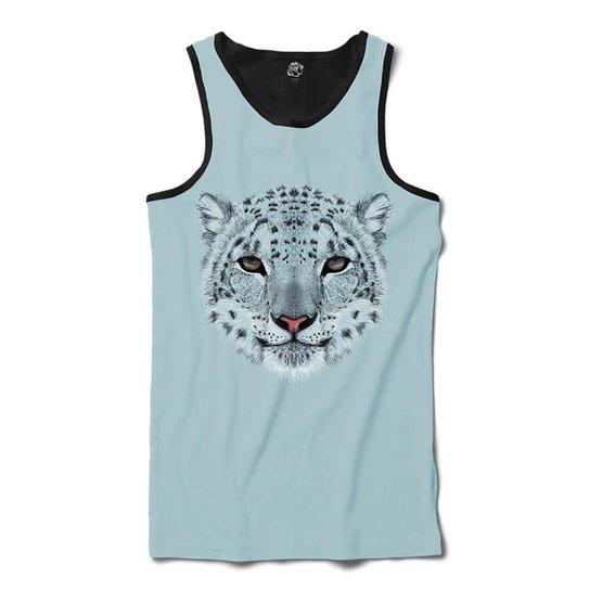 eb728eb45d Regata BSC Cara de Leopardo Branco Masculina - Compre Agora