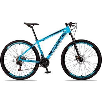 294a0f839 Bicicleta Aro 29 DROPP Alumínio 21 Marchas Freio a Disco