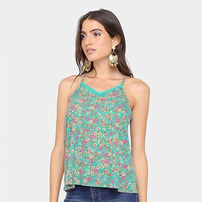Blusa Sofie Estampada Floral Feminina