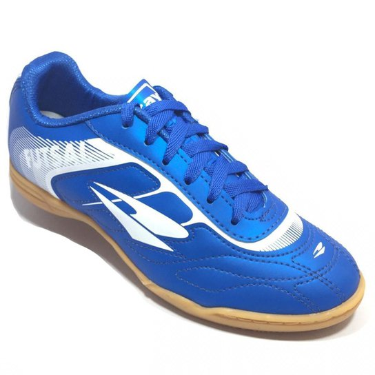 7e5f1ac6c8 Chuteira Futsal Dray Indoor Masculina - Azul - Compre Agora