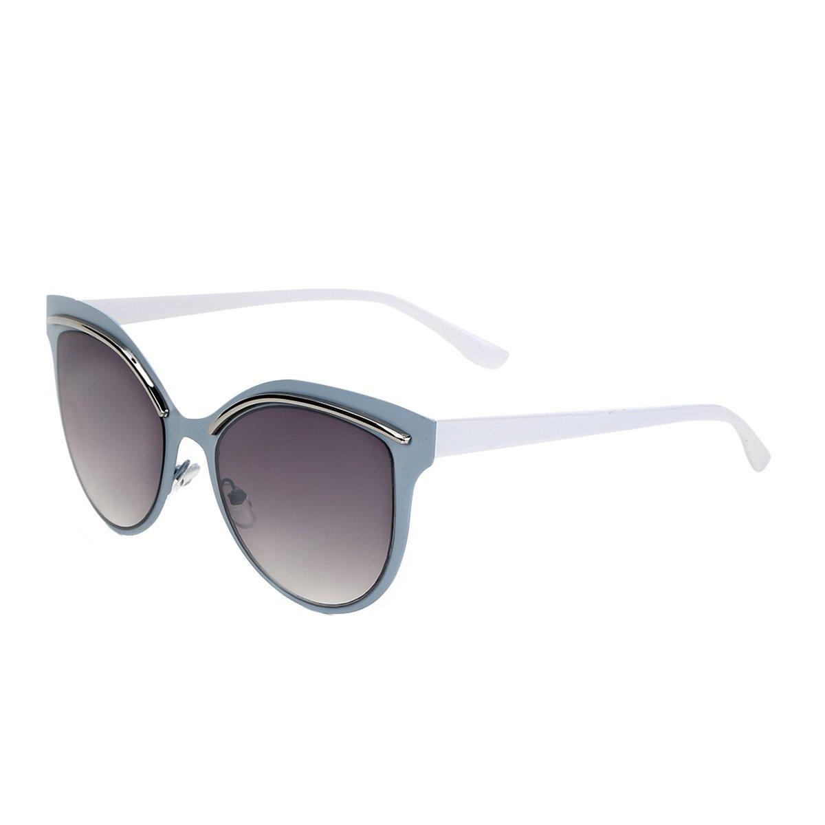 4e4b635543faf Óculos de Sol King One J10 Feminino