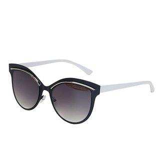 1bfabb0a5033f Óculos de Sol King One A93 Feminino