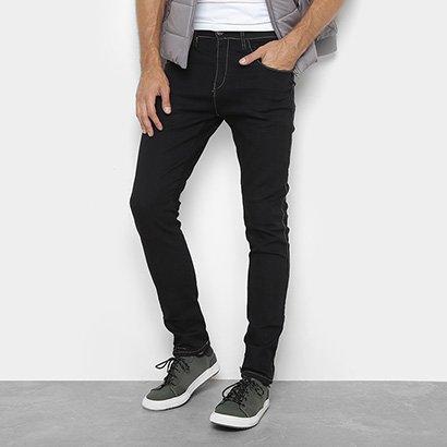 Calça Skinny Tbt Jeans Penpontada Masculina