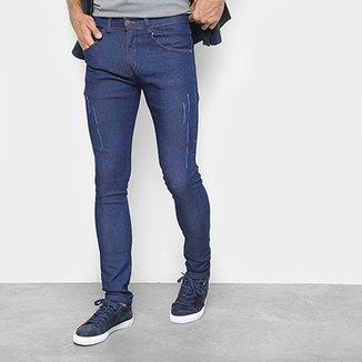 7cbb5235b Calça Slim Tbt Jeans Amaciado Masculina