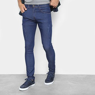 94b7744bb1 Calça Slim Tbt Jeans Amaciado Masculina