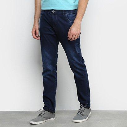 Calça Jeans Grifle Skinny Puidos Masculina