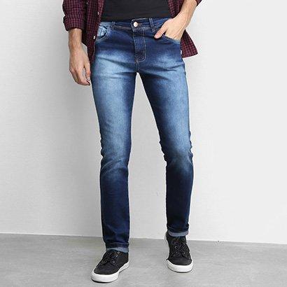 Calça Jeans Grifle Skinny  Masculina