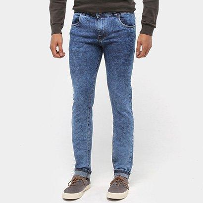 Calça Jeans Skinny Grifle Masculina