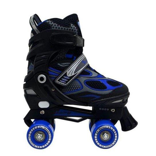 Patins Traxart Infantil Minitrax - Azul - Compre Agora  0f66794f2c1